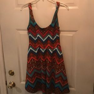 Size small dress from Francesca's. Worn once.